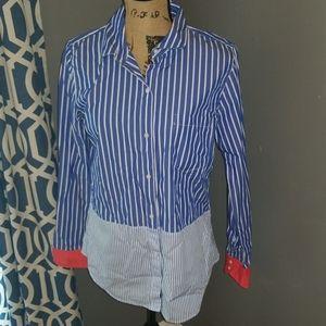 GAP Boyfriend Fitted Shirt